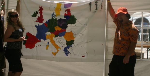 Travel around Europe